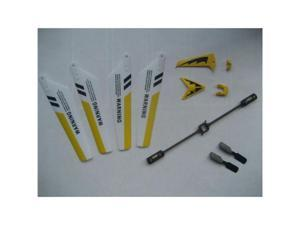 Full Set Replacement Parts for Syma S107 RC Helicopter - SkyHeliZ -