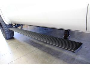 "2007 - 2015  Toyota Sequoia  or   Tundra Double Cab Running Boards Retractable 64"" Length"