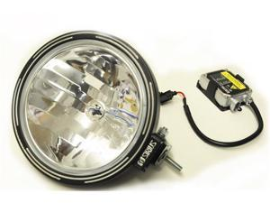 "7.5"" off road 4.3K HID fog lamps with cover"