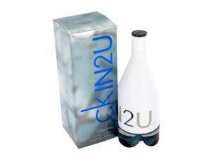 CK In 2U by Calvin Klein Eau De Toilette Spray 3.4 oz