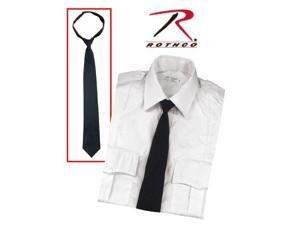 Men's Velcro Tie by Rothco in Black - 20 Inches
