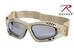 Rothco Tactical Goggles in Coyote - CE