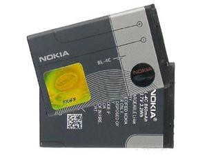 NOKIA M BL-4C Battery 1006 1661 2651 5100 6100 Nokia 1006, 1661, 2651, 5100, 6100, 6101, 6102i, 6102, 6103, 6126, 6133, 6136, 6301 and 7205 phone