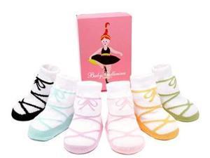Trumpette Ballerina Baby Socks (0 - 12 Months)