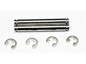 Traxxas RC Suspension Pins 26mm Hard Chrome (2) TRA2636 R/C Replacement Parts