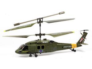 S102G Marine UH-60 Black Hawk Mini Gyro Helicopter