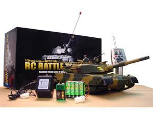 Defense Force Type 90  1:24 ELECTRIC AIRSOFT BATTLE TANK RTR