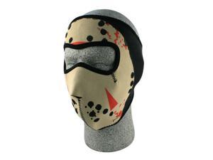 ZANheadgear Neoprene Glow in the Dark Jason Face Mask