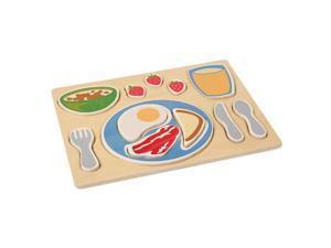 Guidecraft Sorting Food Tray - Breakfast, Multi - G460