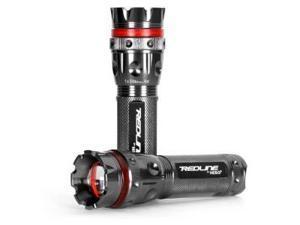 Nebo 5581 Redline Tactical LED Flashlight - 220 Lumens and SOS mode