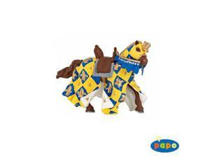 Papo Armed Crossbowman Horse, Blue