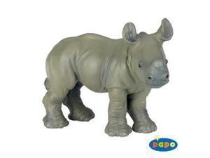 Papo Action Figures Rhinoceros Baby