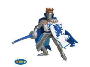 Papo Dragon King Blue