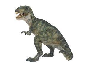 Papo Action Figures Tyrannosaurus (Colors May Vary - Green or Brown)