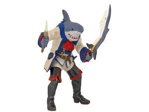 Papo Action Figures Shark Mutant Pirate