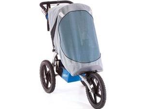 BOB Sun Shield for Single Sport Utility Stroller/Ironman Models - Gray