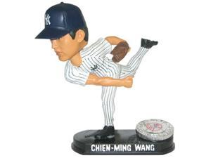 New York Yankees Chien-Ming Wang Forever Collectibles Blatinum Bobble Head