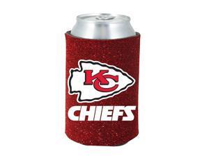 Kansas City Chiefs Kolder Kaddy Can Holder - Glitter