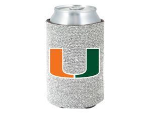 Miami Hurricanes Kolder Kaddy Can Holder - Glitter