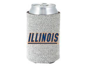 Illinois Fighting Illini Kolder Kaddy Can Holder - Glitter