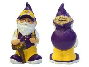 """Los Angeles Lakers Garden Gnome - 10"""" Bank"""