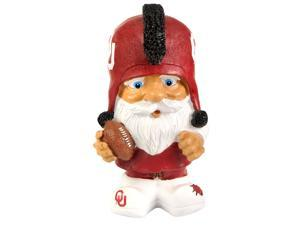 Oklahoma Sooners Mad Hatter Gnome