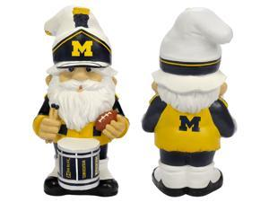 """Michigan Wolverines Garden Gnome 11"""" Thematic - Second String"""