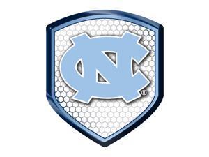 North Carolina Tar Heels Shield Style Reflector