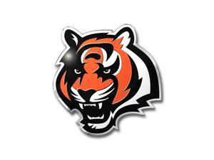 Cincinnati Bengals Color Auto Emblem - Die Cut