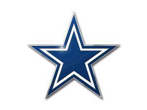 Dallas Cowboys Color Auto Emblem - Die Cut