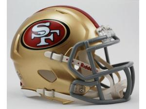 San Francisco 49ers Speed Mini Helmet