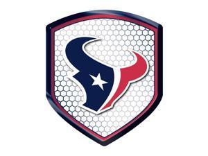 Houston Texans Shield Style Reflector