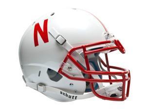 Nebraska Huskers Schutt Authentic Full Size Helmet