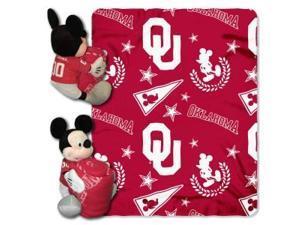 Oklahoma Sooners Disney Hugger Blanket