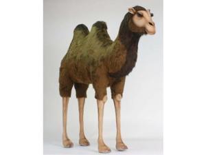 """Lifelike Handcrafted Extra Soft Plush Large Camel Stuffed Animal 61.75"""""""
