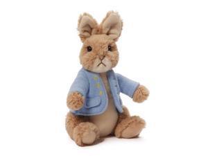 "9"" Soft Plush Peter Cottontail Children's Stuffed Animal Rabbit Toy"