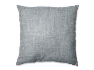 "23"" Slate Blue Handcraft Nile Decorative Throw Pillow"