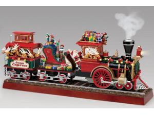 Mr. Christmas Animated Musical Lighted Santa's Express Decoration #79001
