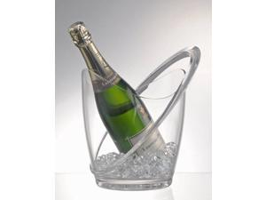 Clear Acrylic Wine Bucket