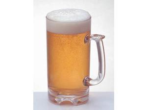 Clear Clear 34 oz. (1 Liter) Unbreakable Polycarbonate Mug