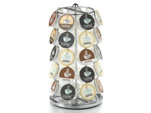 Chrome K-Cup Portion Packs Rack by Nifty