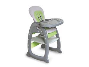 Envee II High Chair with Playtable by Badger Basket