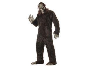 Adult Deluxe Big Foot Costume California Costumes 1012