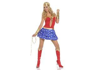 Wonderlicious Adult Costume Medium