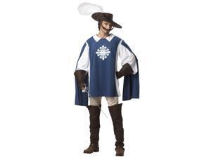 Adult Musketeer Costume California Costumes 1130