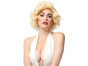 Blonde Bombshell Adult Wig