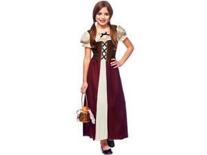 Peasant Girl Child Costume