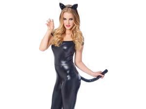 Vinyl Cat Costume Kit