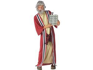 Mens Moses and 10 Party Commandments Costume