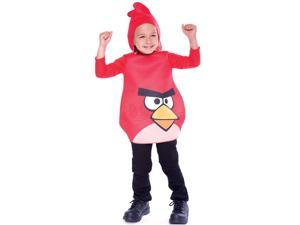 Angry Birds Red Bird Toddler Costume (2T)